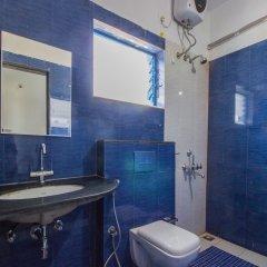 Отель OYO 11899 Home Greek Style 4BHK Penthouse Bambolim Гоа ванная
