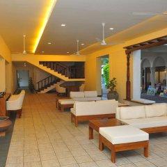 Отель Mermaid Hotel & Club Шри-Ланка, Ваддува - отзывы, цены и фото номеров - забронировать отель Mermaid Hotel & Club онлайн интерьер отеля фото 2