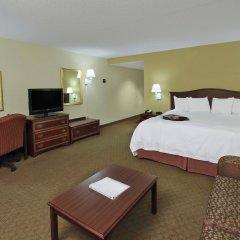 Отель Hampton Inn Jasper удобства в номере фото 2