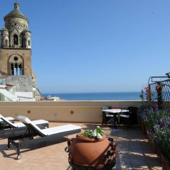 Отель L'Antico Convitto Италия, Амальфи - отзывы, цены и фото номеров - забронировать отель L'Antico Convitto онлайн балкон