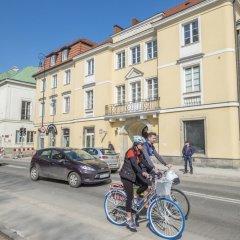 Отель Little Home - Old Town 4 Варшава с домашними животными