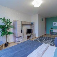 Апартаменты Kvartal Apartments on Volzhskaya Embankment 19 комната для гостей фото 2