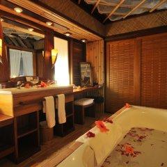 Отель InterContinental Le Moana Resort Bora Bora сауна