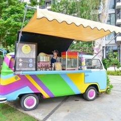 Отель Cassia Phuket городской автобус