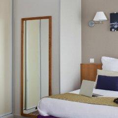 Отель Aparthotel Adagio Paris Buttes Chaumont комната для гостей фото 5