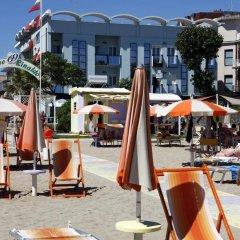 Hotel Gardenia Римини пляж