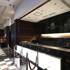 Отель APA Villa Hotel Akasaka-Mitsuke Япония, Токио - отзывы, цены и фото номеров - забронировать отель APA Villa Hotel Akasaka-Mitsuke онлайн гостиничный бар