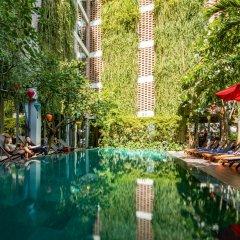 Atlas Hoi An Hotel бассейн фото 2