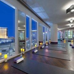 Отель Waldorf Astoria Las Vegas фитнесс-зал фото 4
