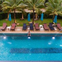 Отель River Front Krabi Hotel Таиланд, Краби - отзывы, цены и фото номеров - забронировать отель River Front Krabi Hotel онлайн фитнесс-зал