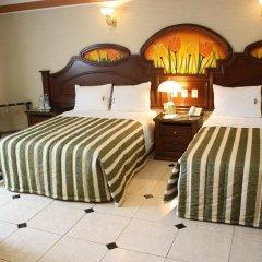 Отель Casino Plaza Гвадалахара комната для гостей
