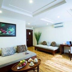Paragon Saigon Hotel комната для гостей фото 4