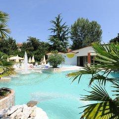 Hotel Terme Patria бассейн фото 2