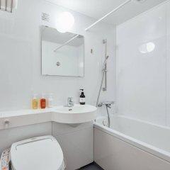 Hotel Graphy Nezu ванная