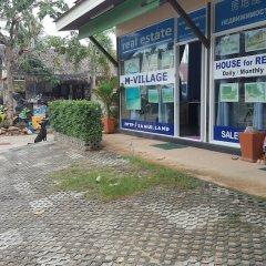 Отель M-Village Таиланд, Самуи - отзывы, цены и фото номеров - забронировать отель M-Village онлайн спортивное сооружение
