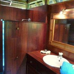 Отель Poerani Moorea ванная