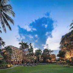 Shangri-La Hotel Singapore спортивное сооружение