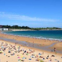 Отель Hostel Allegro Испания, Сантандер - отзывы, цены и фото номеров - забронировать отель Hostel Allegro онлайн пляж
