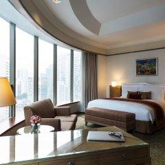 Отель Pullman Kuala Lumpur City Centre Hotel & Residences Малайзия, Куала-Лумпур - отзывы, цены и фото номеров - забронировать отель Pullman Kuala Lumpur City Centre Hotel & Residences онлайн комната для гостей фото 3