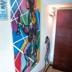 Отель Vietnam Backpacker Hostels Downtown Ханой интерьер отеля фото 2