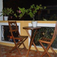 Отель Orchids Homestay балкон