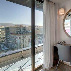 Отель Athens Tiare Hotel Греция, Афины - 1 отзыв об отеле, цены и фото номеров - забронировать отель Athens Tiare Hotel онлайн балкон
