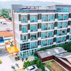 Отель The Elysium Residence Таиланд, Бухта Чалонг - отзывы, цены и фото номеров - забронировать отель The Elysium Residence онлайн балкон фото 2