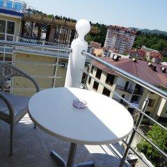 Мини-Отель У Заполярья Сочи балкон