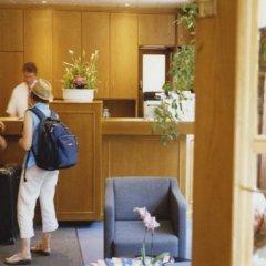 Hotel Jedermann интерьер отеля