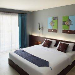 Отель Samkong Place комната для гостей