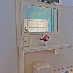 Отель Sellada Apartments Греция, Остров Санторини - отзывы, цены и фото номеров - забронировать отель Sellada Apartments онлайн ванная фото 2
