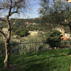 Отель Rifugio Paradiso Камогли