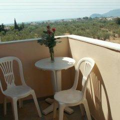 Отель Elanthi Village Hotel Греция, Закинф - отзывы, цены и фото номеров - забронировать отель Elanthi Village Hotel онлайн балкон