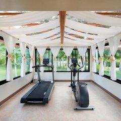 Отель Bohol Beach Club Resort фитнесс-зал