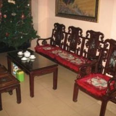 Trung Nam Hotel - Nguyen Truong To Ханой интерьер отеля