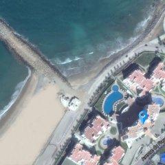 Отель Grand Mogador SEA VIEW Марокко, Танжер - отзывы, цены и фото номеров - забронировать отель Grand Mogador SEA VIEW онлайн пляж фото 2