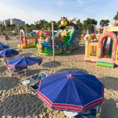 Hotel La Ninfea пляж фото 2