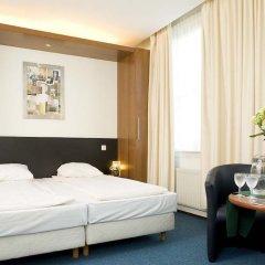 Отель Hampshire Hotel - Beethoven Нидерланды, Амстердам - 2 отзыва об отеле, цены и фото номеров - забронировать отель Hampshire Hotel - Beethoven онлайн комната для гостей фото 3
