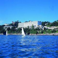 Отель The Imperial Torquay пляж