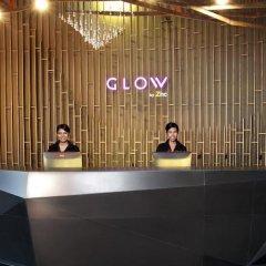Отель Glow Pratunam Бангкок интерьер отеля фото 3