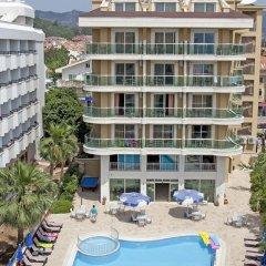 Alkan Hotel бассейн