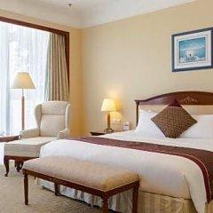 Отель Xiamen International Seaside Hotel Китай, Сямынь - отзывы, цены и фото номеров - забронировать отель Xiamen International Seaside Hotel онлайн комната для гостей фото 3