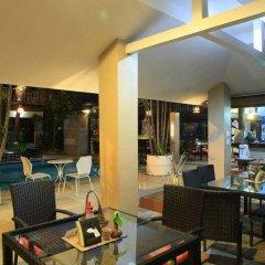 Отель Blue Garden Resort Pattaya гостиничный бар