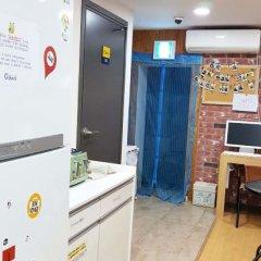 Отель 24 Guesthouse Daehakro Южная Корея, Сеул - отзывы, цены и фото номеров - забронировать отель 24 Guesthouse Daehakro онлайн интерьер отеля
