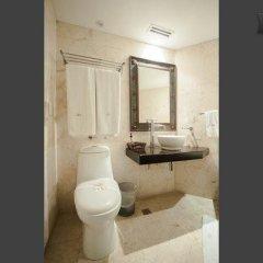 Отель Quinta Palmera Плая-дель-Кармен ванная