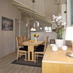 Отель Bork Havn питание