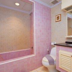 Апартаменты Argyle Apartments Pattaya Паттайя ванная