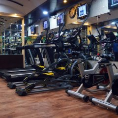 Отель Livasa Inn фитнесс-зал