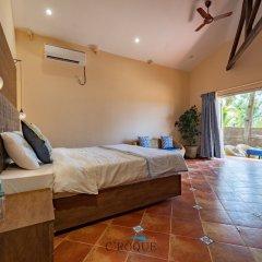C'Roque Beach Resort in South Goa, India from 77$, photos, reviews - zenhotels.com guestroom photo 2