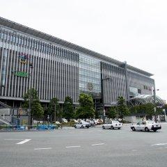 Oriental Hotel Fukuoka Hakata Station парковка